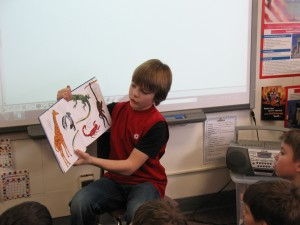 Aiden - Our Mystery Reader